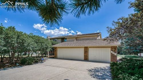 Photo of 4951 W Cliff Point Circle, Colorado Springs, CO 80919 (MLS # 1667838)