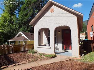 Photo of 523 Canon Avenue, Manitou Springs, CO 80829 (MLS # 4017838)