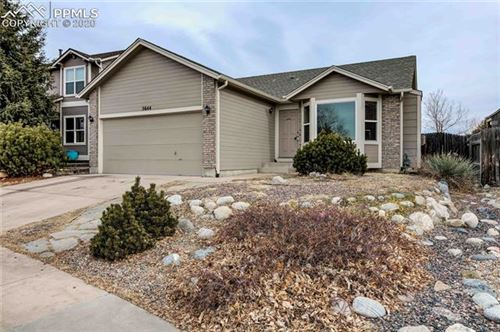 Photo of 5644 Many Springs Drive, Colorado Springs, CO 80923 (MLS # 2576839)