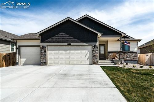 Photo of 9785 Rubicon Drive, Colorado Springs, CO 80925 (MLS # 6803840)