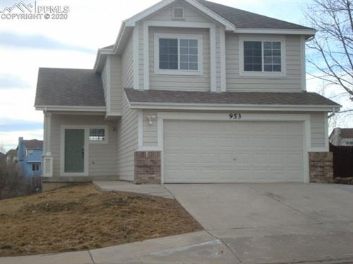 Photo of 953 Legend Oak Drive, Fountain, CO 80817 (MLS # 7816840)