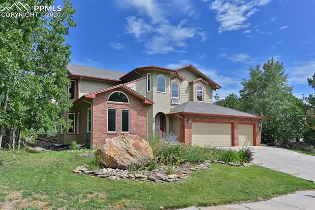 Photo for 40 Kirkstone Lane, Colorado Springs, CO 80906 (MLS # 7523841)