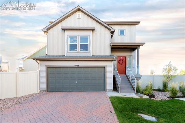6721 Shadow Star Drive, Colorado Springs, CO 80927 - #: 8000844