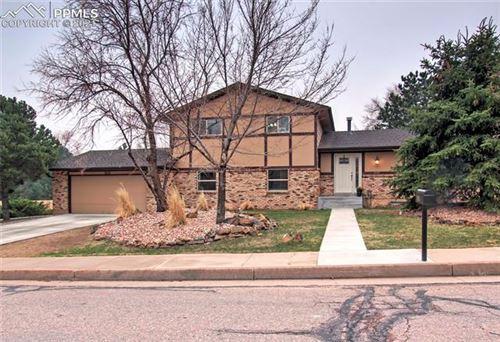 Photo of 1025 Oak Hills Drive, Colorado Springs, CO 80919 (MLS # 4168845)