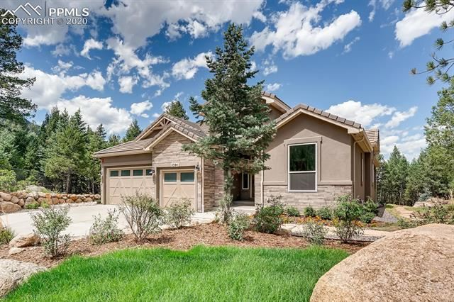 Photo for 5394 Old Star Ranch View, Colorado Springs, CO 80906 (MLS # 6630846)