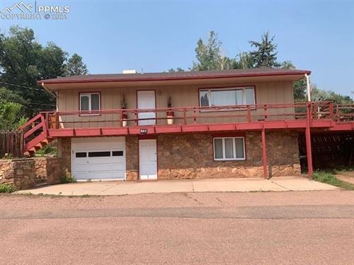 Photo of 208 Oak Place, Manitou Springs, CO 80829 (MLS # 2801847)