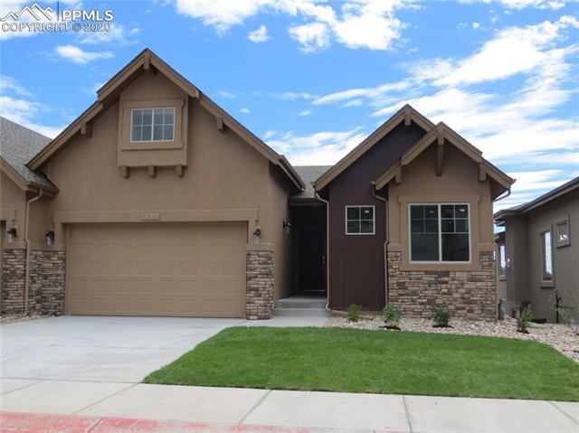 Photo for 5481 Silverstone Terrace, Colorado Springs, CO 80919 (MLS # 8481847)