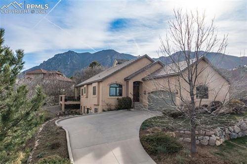Photo of 4736 Overture Court, Colorado Springs, CO 80906 (MLS # 1607849)