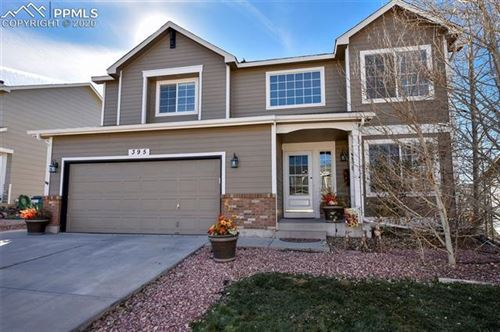 Photo of 395 Oxbow Drive, Monument, CO 80132 (MLS # 9042849)