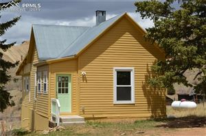 Photo of 817 Independence Avenue, Victor, CO 80860 (MLS # 1382850)