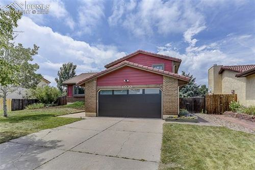 Photo of 4030 Thundercloud Drive, Colorado Springs, CO 80920 (MLS # 1919850)