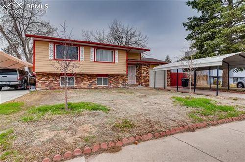 Photo of 1348 Atoka Drive, Colorado Springs, CO 80915 (MLS # 7871850)