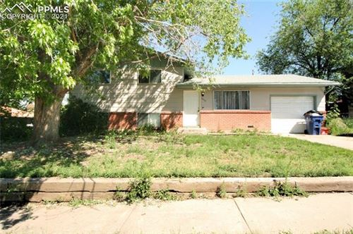 Photo of 4028 Tennyson Avenue, Colorado Springs, CO 80910 (MLS # 1128851)