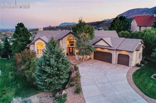 Photo of 3015 Blodgett Drive, Colorado Springs, CO 80919 (MLS # 9327851)