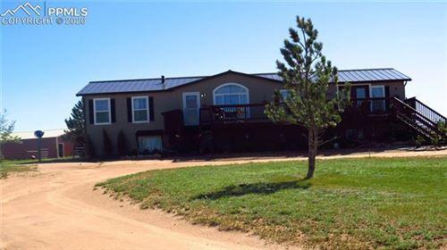 Photo of 29350 Big Springs Road, Calhan, CO 80808 (MLS # 6298852)