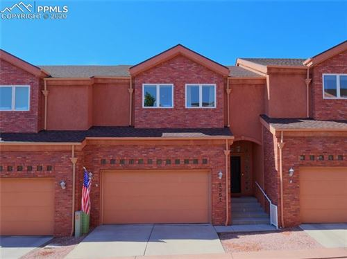Photo of 1351 Mirrillion Heights, Colorado Springs, CO 80904 (MLS # 8905853)