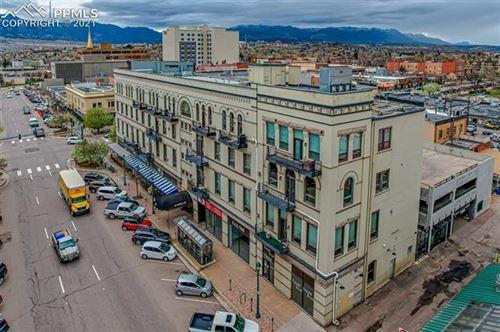 Photo of 101 N Tejon Street #405, Colorado Springs, CO 80903 (MLS # 1884854)