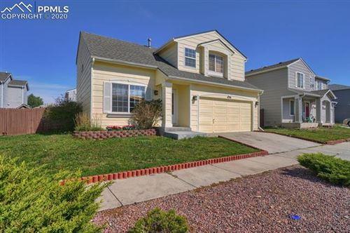 Photo of 4536 Clinebell Lane, Colorado Springs, CO 80916 (MLS # 4176854)