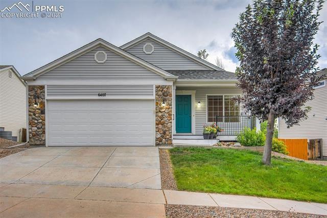 6407 Binder Drive, Colorado Springs, CO 80923 - #: 4539854