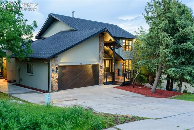 430 Thames Drive, Colorado Springs, CO 80906 - #: 4741854