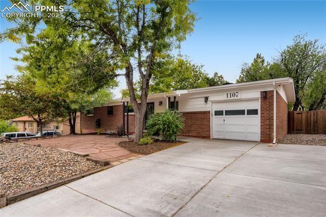 1107 Parkview Boulevard, Colorado Springs, CO 80905 - #: 8333854