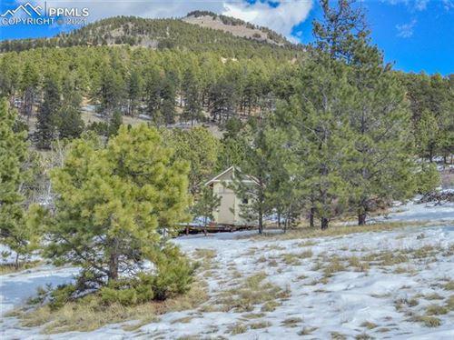 Photo of Lot 11 Spring Canyon Ranch Road, Cripple Creek, CO 80813 (MLS # 9614856)