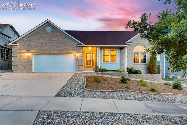 2685 Clapton Drive, Colorado Springs, CO 80920 - #: 4050856