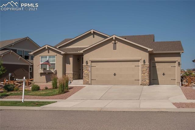 8715 Meadow Wing Circle, Colorado Springs, CO 80927 - #: 4798857