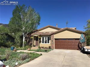 Photo of 478 Crystal Hills Boulevard, Manitou Springs, CO 80829 (MLS # 1340858)