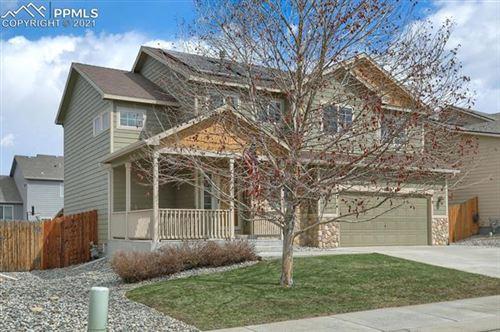Photo of 4632 Whirling Oak Way, Colorado Springs, CO 80911 (MLS # 1925858)