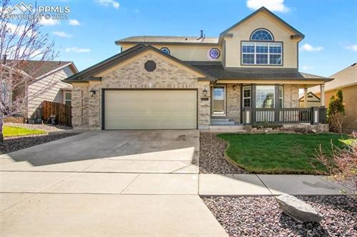 Photo of 7516 Amberly Drive, Colorado Springs, CO 80923 (MLS # 2858858)