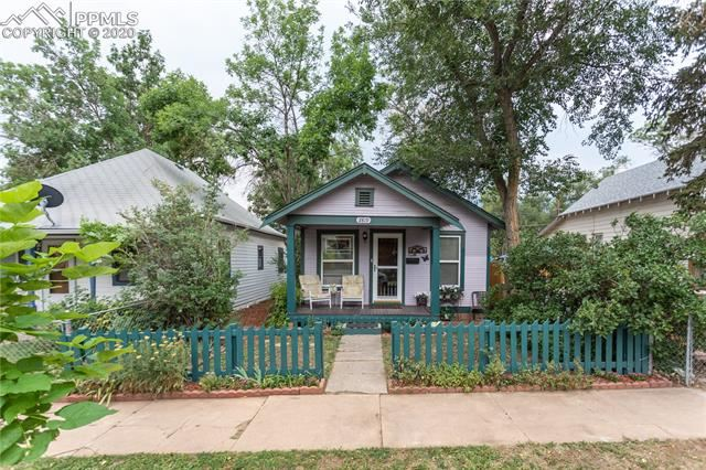 Photo for 2819 W Pikes Peak Avenue, Colorado Springs, CO 80904 (MLS # 6163858)