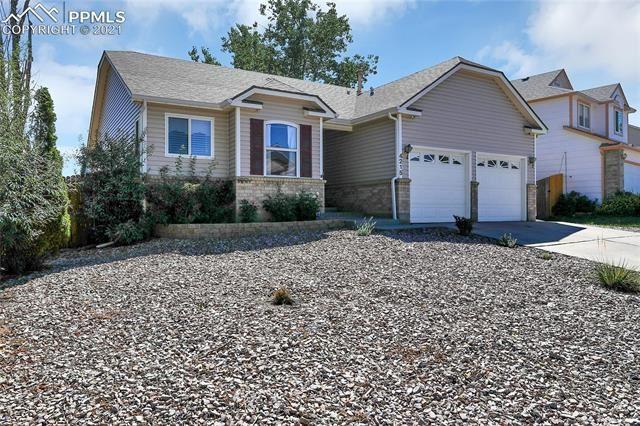 4215 Daylilly Drive, Colorado Springs, CO 80916 - #: 4302859