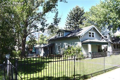 Photo of 2913 W Platte Avenue, Colorado Springs, CO 80904 (MLS # 5414860)