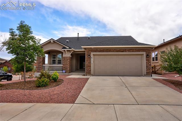 8777 Mossy Bank Lane, Colorado Springs, CO 80927 - #: 4353861