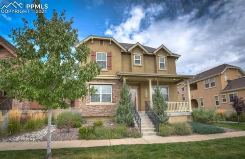Photo of 5615 Blue Moon Drive, Colorado Springs, CO 80924 (MLS # 3993863)