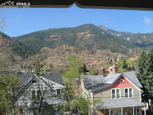 Tiny photo for 42 Grand Avenue, Manitou Springs, CO 80829 (MLS # 6142864)