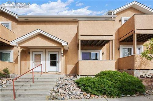 Photo of 2280 E La Salle Street #102, Colorado Springs, CO 80909 (MLS # 6158865)