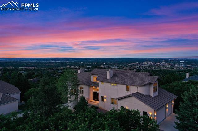Photo for 549 Vista Grande Drive, Colorado Springs, CO 80906 (MLS # 6705865)