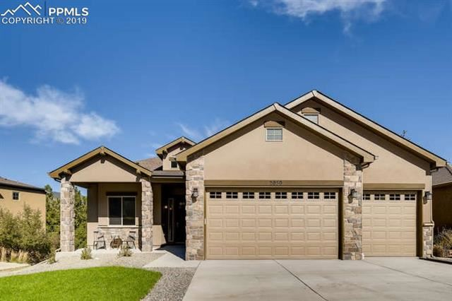 Photo for 2050 Safe Harbor Court, Colorado Springs, CO 80919 (MLS # 9243867)