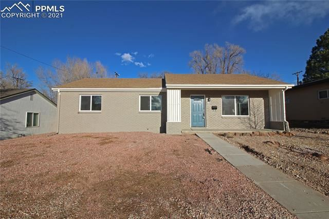 Photo for 2313 N Meade Avenue, Colorado Springs, CO 80907 (MLS # 9270867)