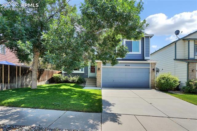 4930 Slickrock Drive, Colorado Springs, CO 80923 - #: 5863870
