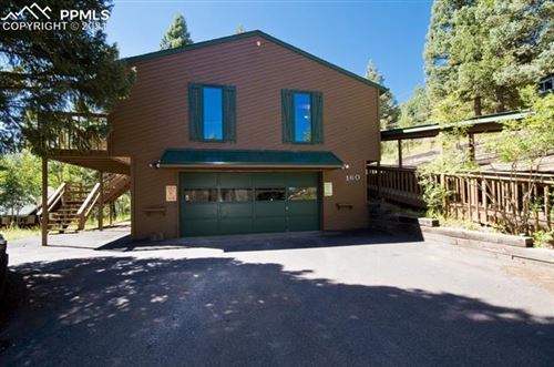 Photo of 160 Summer Haven Drive, Woodland Park, CO 80863 (MLS # 5290871)