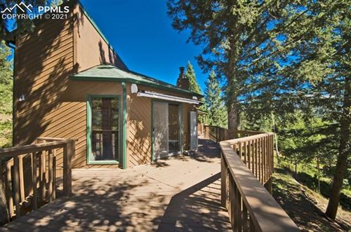 Tiny photo for 160 Summer Haven Drive, Woodland Park, CO 80863 (MLS # 5290871)
