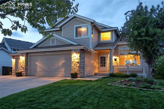 5015 Poleplant Drive, Colorado Springs, CO 80918 - #: 6051871