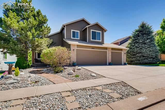 5947 Leather Drive, Colorado Springs, CO 80923 - #: 8152871