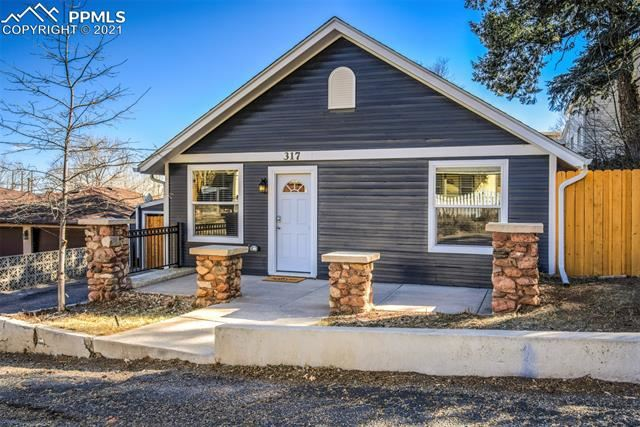 Photo for 317 Pawnee Avenue, Manitou Springs, CO 80829 (MLS # 1213873)