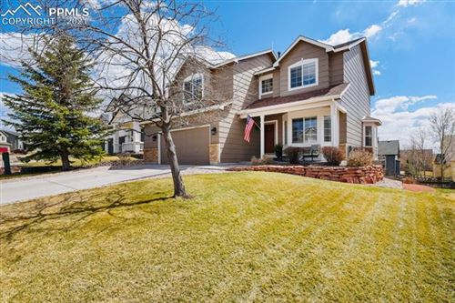 Photo of 444 Talus Road, Monument, CO 80132 (MLS # 1561874)