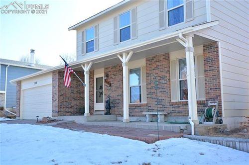 Photo of 3159 Maverick Drive, Colorado Springs, CO 80918 (MLS # 4926874)