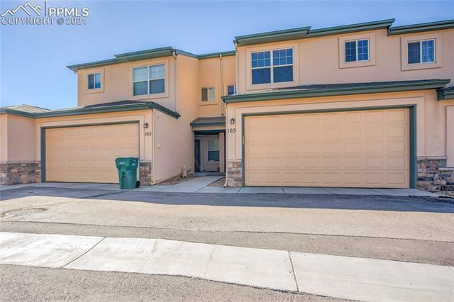 Photo for 281 Eagle Summit Point #103, Colorado Springs, CO 80919 (MLS # 1950875)